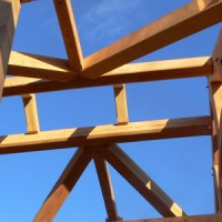 Heavy timber frame – P&B
